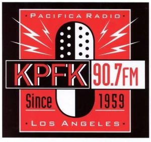 KPFK Pacifica Logo